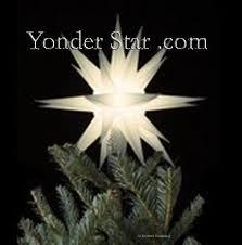 9 gold lighted tree topper yonder shop llc