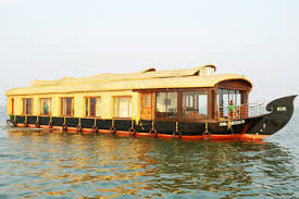 canap駸 de luxe alleppey backwaters
