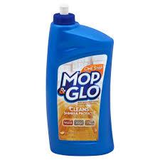 Pledge For Laminate Floors Mop U0026 Glo 32 Oz Triple Action Floor Shine Cleaner 19200 89333