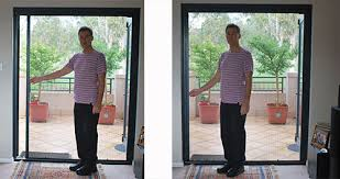 Patio Door Insect Screen Retractable Insect Screens For French Doors Retractable Fly