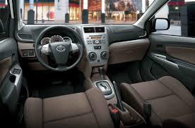 New Avanza Interior Elrizk Auto Toyota Avanza