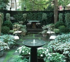 Nyc Backyard Ideas Brownstone Courtyard Nyc Avant Garden Pinterest Gardens