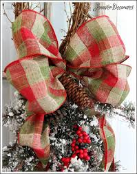 christmas ribbon bows christmas bow you can make yourself step by step tutorial