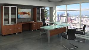 Contemporary Office Desk by Modern Executive Office Furniture Strongproject On Vimeo
