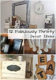 Best  Thrifty Decor Ideas On Pinterest Thrifty Decor Chick - Thrifty home decor