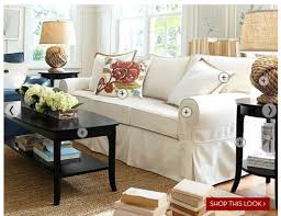 Pottery Barn Livingroom Pottery Barn Living Rooms Rustic Pottery Barn Living