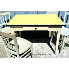 table de bureau en bois table bureau bois teck 3 recycle metal socialfuzz me