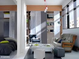 astuce pour separer une chambre en 2 cloisonner sans casser les volumes in déco
