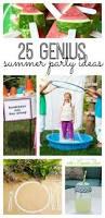 25 genius diy summer party ideas