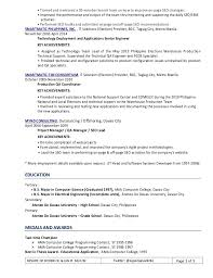 resume digital marketing manager roderick allan baylon