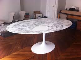 stunning saarinen table ovale images transformatorio us