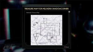 hunt maps prey treasure hunt map locations walkthrough treasure