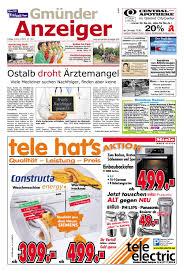 Esszimmerst Le Aktion Der Gmünder Anzeiger U2013 Kw 26 By Sdz Medien Issuu
