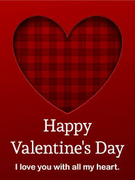 you it you buy it s day heart plaid heart happy s day card birthday greeting cards