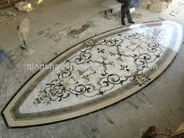 flooring water jet cutting medallion floor patterns tile buy
