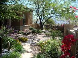 high desert landscape design