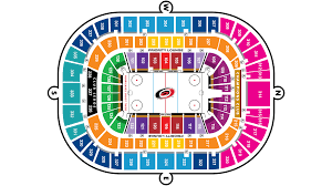 Greensboro Coliseum Floor Plan Seating Charts Pnc Arena