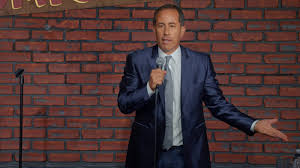 jerry seinfeld u0027s new netflix special puts his comic life into