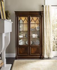 hooker furniture dining room leesburg display cabinet 5381 75906