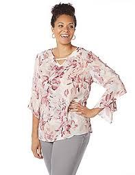 women u0027s plus size blouses u0026 dressy shirts 0x 5x catherines