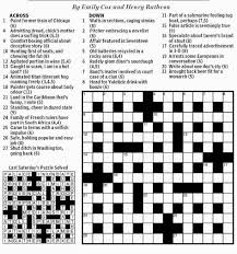 national post cryptic crossword forum october 2013