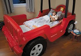 Little Tikes Girls Bed by Amazon Com Little Tikes Jeep Wrangler Toddler To Twin Bed Toys