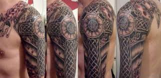 50 best celtic tattoos for shoulder