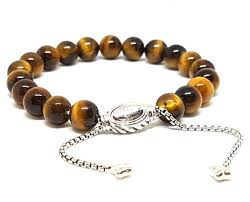 beaded bracelet sterling silver images David yurman sterling silver tiger eye bead bracelet adjustable jpg