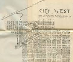 Paper Town Map Porter County Indiana Genweb Westchester Township Maps