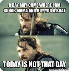 Sugar Mama Meme - mama