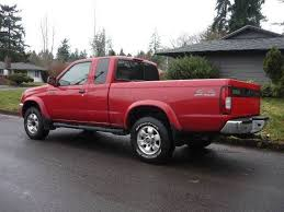 1999 Nissan Frontier Interior 1999 Nissan Frontier 2dr Se 4wd Extended Cab Sb In Vancouver Wa