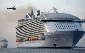 Royal Caribbean Harmony Of The Seas one dead and two in critical condition after lifeboat detaches