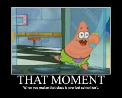 Funny Patrick Memes - school ain t over patrick by malfunit on deviantart