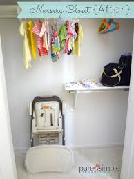 organizing closets with a growing family reveal