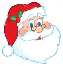 classic clipart santa claus pencil and in color classic clipart