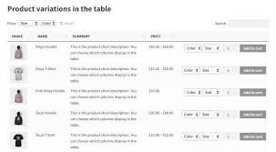 Optimise Your Space With These 10 Tips Increase Woocommerce Conversion Rate With Product Tables