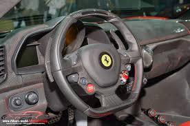 Ferrari 458 Interior - automotive news 2014 ferrari 458 speciale