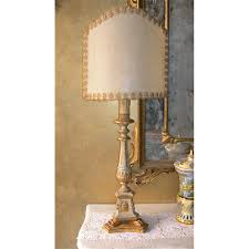 candelieri antichi coppia di antichi candelieri in legno stile impero trasformati in