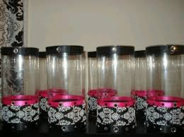 Black And Silver Centerpieces by 35 Best Wedding Reception Images On Pinterest White Wedding