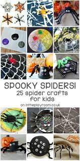 Halloween Crafts For Elementary Students by 75 Best Spider Teaching Ideas Images On Pinterest Preschool