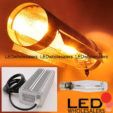 400 Watt Hps Grow Light 400 Watt Digital Ballast 400w Hps Bulb Grow Light Air Cool Tube