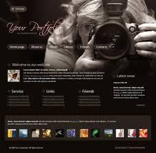 Photography Websites Photographer Website Templates Gse Bookbinder Co