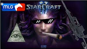 Starcraft 2 Meme - mlgcraft 2 memes of liberty youtube
