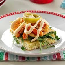 cajun thanksgiving cajun crawfish sliders recipe taste of home