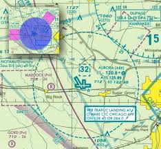 O Hare Terminal Map Airspace For Paramotor Pilots