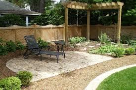 Inexpensive Backyard Privacy Ideas Landscaping Backyard On A Budget