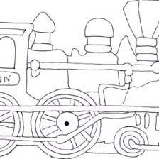 train coloring pages gaillambers train coloring pictures