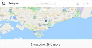 Instagram Map Instagram Stars Say Tagging Photos In Singapore Helps Them Go Viral