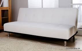 nice sofa bed furniture fabulous faux leather futon for living room decor