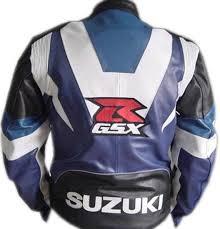 gsxr riding jacket suzuki brand gsxr motorcycle leather jacket